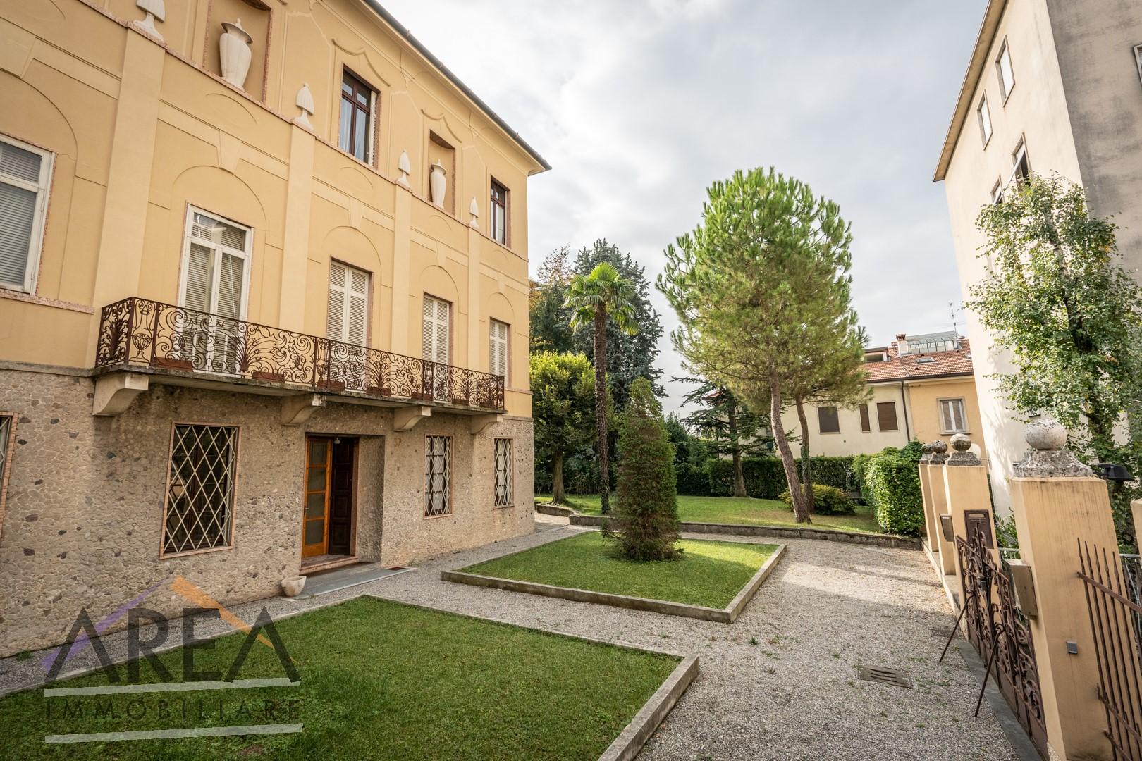 Conca D'oro appartamento in villa